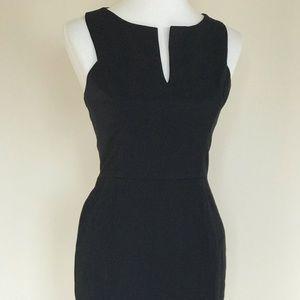 Black Halo dress size 4